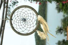Dream Catcher in Nature