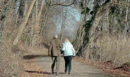 Elderly Couple - Unconditional Love